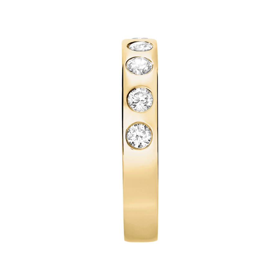 Memoire Ring Helsinki in Gelbgold
