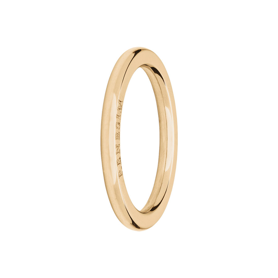 Ring Classics in Roségold