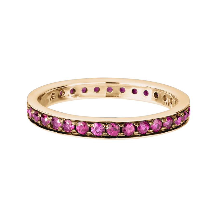 Romance Memoire Ring in Roségold
