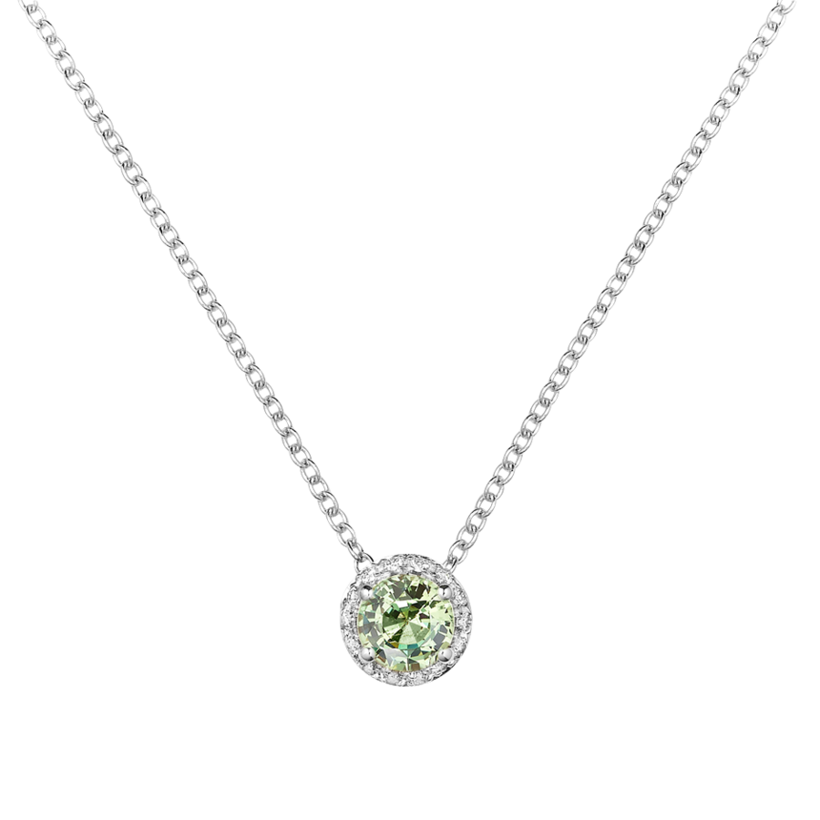 Romance Necklace in White Gold
