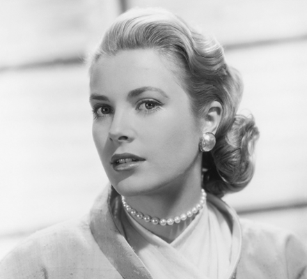 RENÉSIM Grace Earrings – Grace Kelly Portrait
