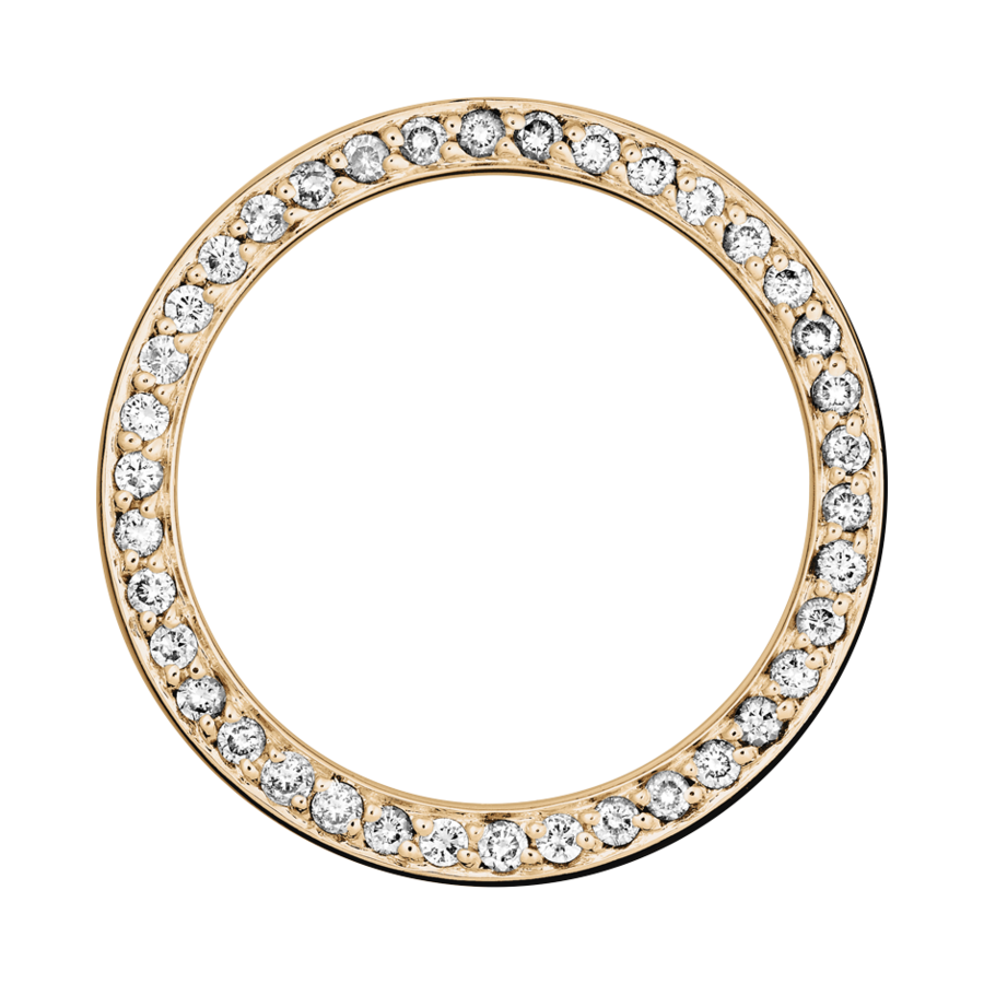 Eternity Ring Bologna in Rose Gold