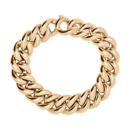 Gold Bracelet II in Rose Gold
