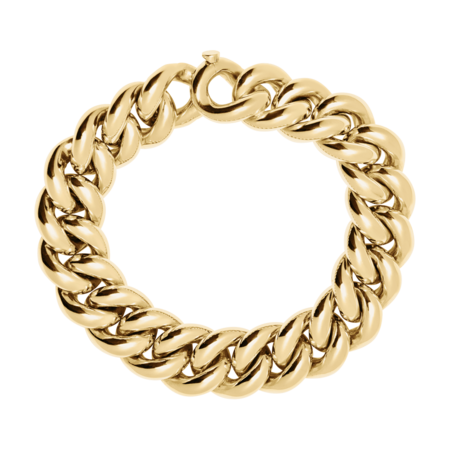 Gold Bracelet II in Yellow Gold