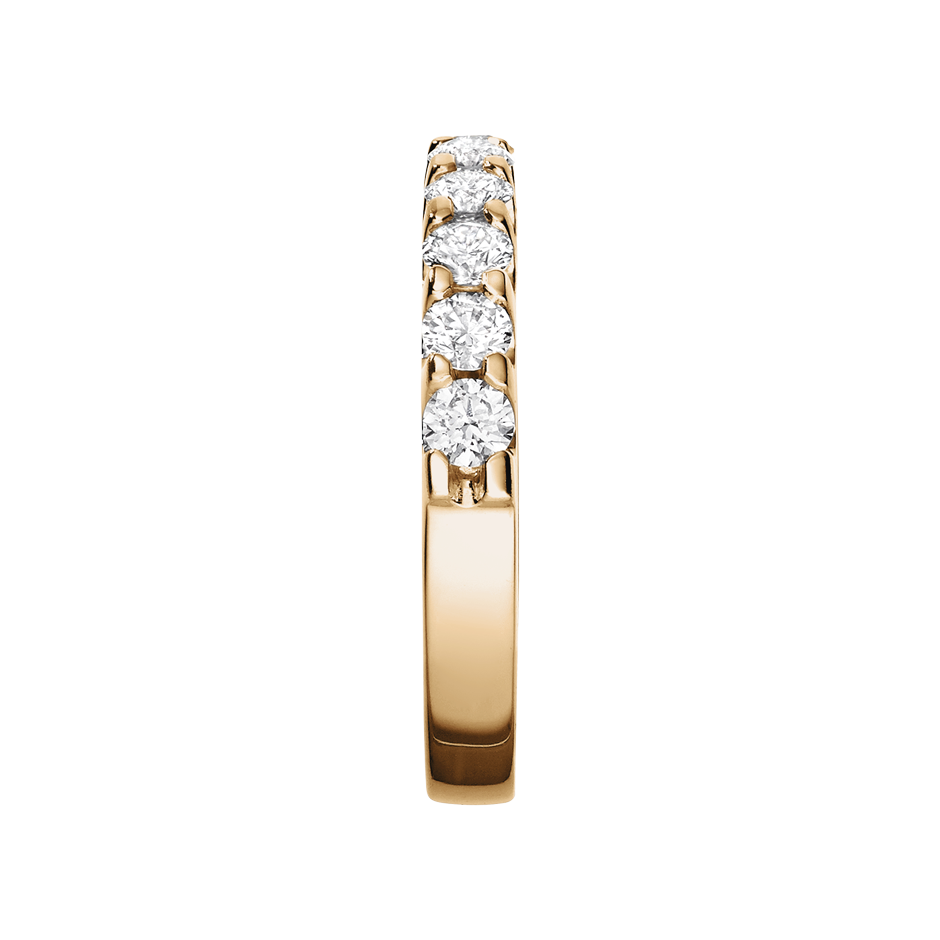 Eternity Ring Bergen G VS in Rose Gold