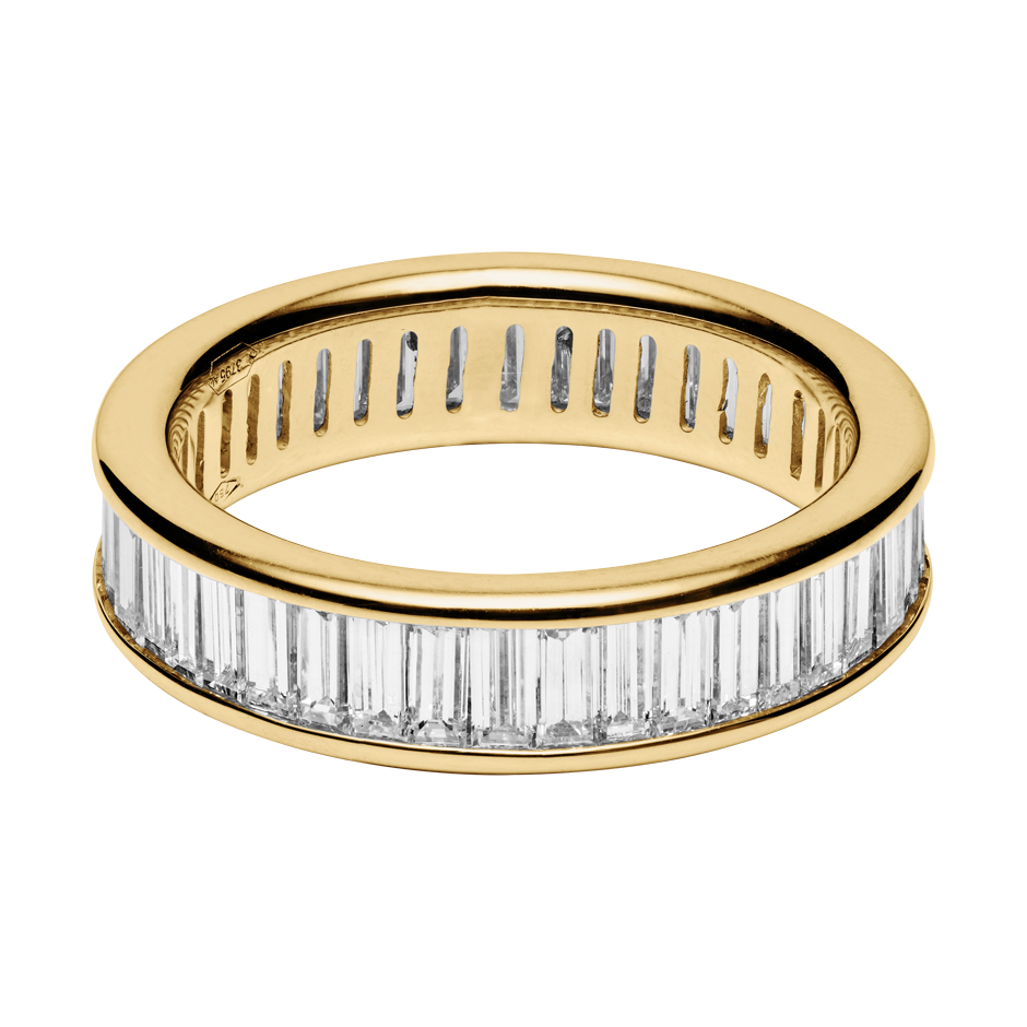 Memoire Ring Florenz in Gelbgold