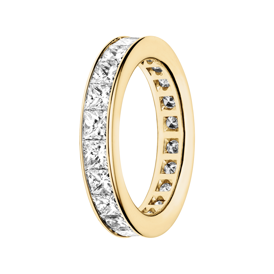 Memoire Ring Macao in Gelbgold