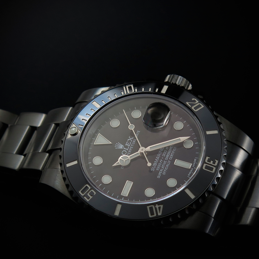 Rolex Submariner Date Individual in Oyster Casing